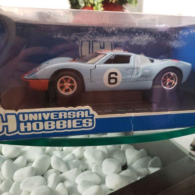 Miniatura 1:18 Ford GT 1969 Le Mans Winner RARA!
