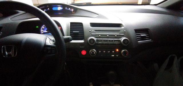 Honda Civic 2009/2009 - 113.900km- Única dona!!! - Foto 3