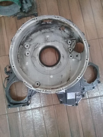 Capa seca do motor scania - Foto 2