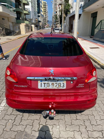 Repasse Peugeot 207 Passion XR 2012 - Foto 13