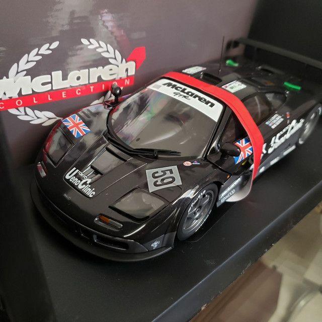 Miniatura 1:18 McLaren F1 LeMans - Foto 2