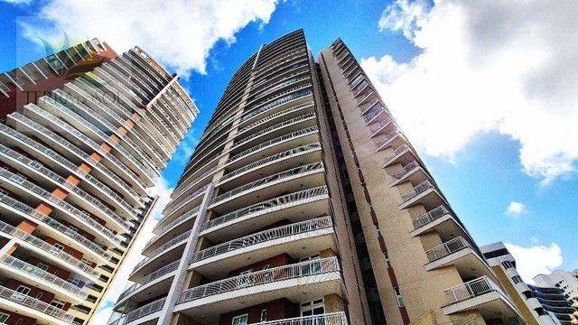 Apartamento com 3 dormitórios à venda, 80 m² por R$ 495.000,00 - Cocó - Fortaleza/CE