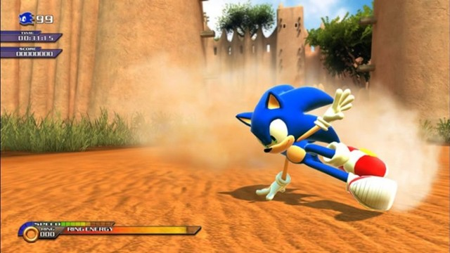 Sonic Unleashed Xbox 360 - Foto 3