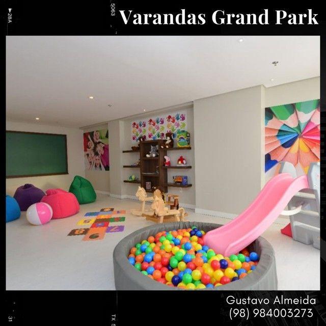 [67] - Cond Varandas Grand Park - Apê 3 quartos - Registro Grátis - Foto 2