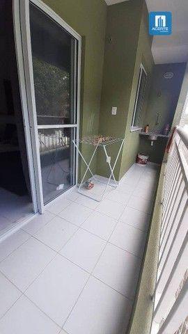 Apartamento para alugar, 57 m² por R$ 1.400,00/mês - Turu - São José de Ribamar/MA - Foto 8