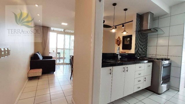 Apartamento com 3 dormitórios à venda, 80 m² por R$ 495.000,00 - Cocó - Fortaleza/CE - Foto 3