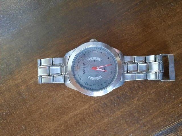 relógio Secullus