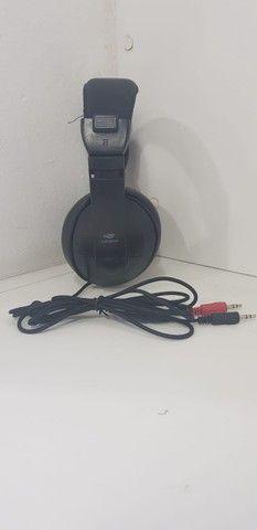 Fone de ouvido Headset C3 Tech P2 Voicer Confort  - Foto 4