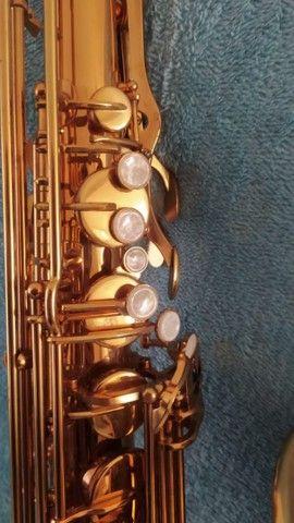 Saxsofone Tenor Prowinds(laqueado) - Foto 4