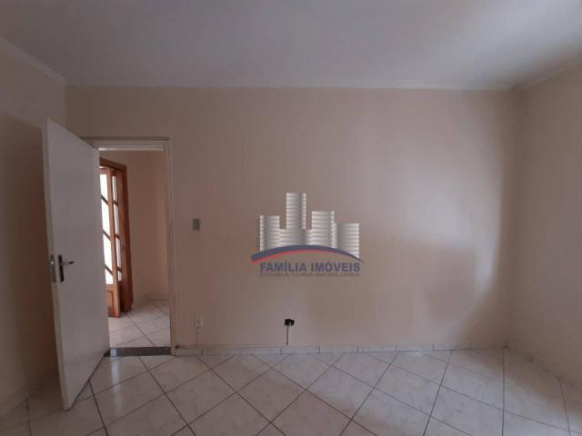 Apartamento com 2 dormitórios para alugar por R$ 1.799,98/mês - Encruzilhada - Santos/SP - Foto 13