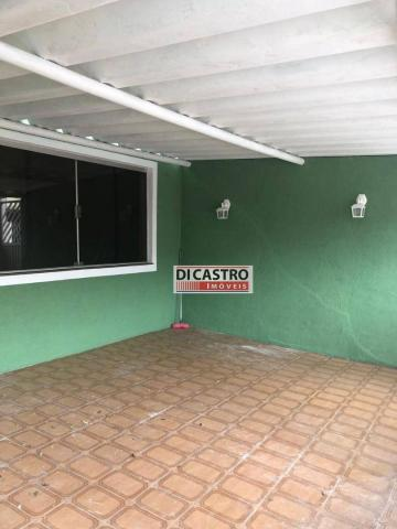 Sobrado com 4 dormitórios para alugar, 195 m² por R$ 2.000,00/mês - Rudge Ramos - São Bern - Foto 6