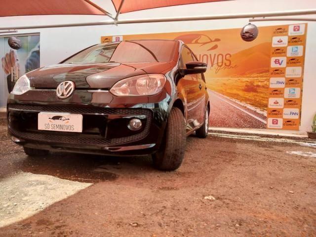 Volkswagen Up 1.0 Mpi High Up 12v Flex 4p Manual 2015