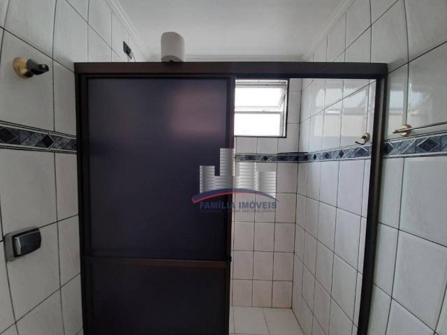 Apartamento com 2 dormitórios para alugar por R$ 1.799,98/mês - Encruzilhada - Santos/SP - Foto 20