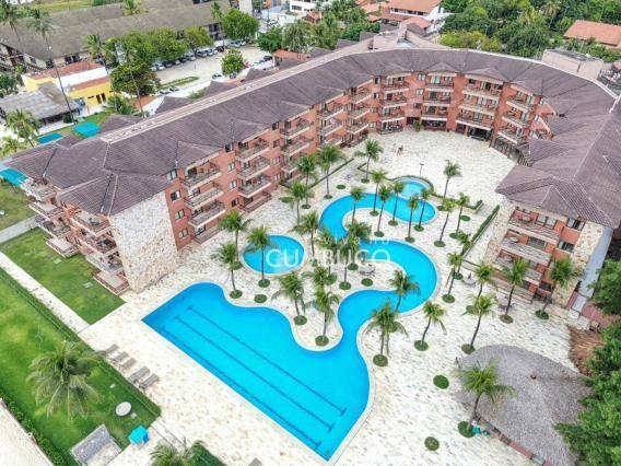 Apartamento com 1 dormitório à venda, 46 m² por R$ 285.000,00 - Cumbuco - Caucaia/CE - Foto 9