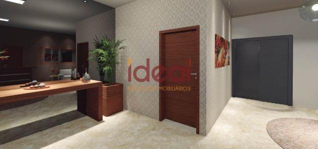 Apartamento à venda, 3 quartos, 1 suíte, 2 vagas, Santo Antônio - Viçosa/MG - Foto 5