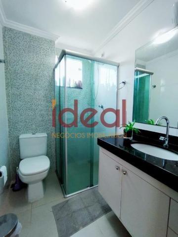 Apartamento à venda, 3 quartos, 1 suíte, 1 vaga, Recanto da Serra - Viçosa/MG - Foto 11