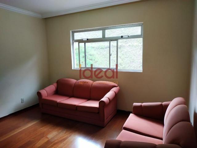Apartamento à venda, 4 quartos, 2 vagas, Centro - Viçosa/MG - Foto 5