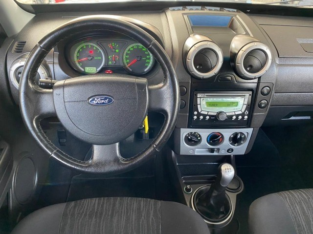 Ford- Ecosport 1.6 Freestyle 2009 com apenas 35.000km rodados - Foto 7