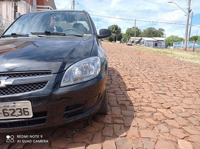 Chevrolet Celta 1.0 LT  2012/2013 (completo, unica dona) - Foto 10