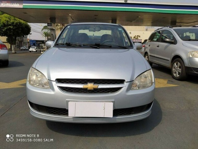 Chevrolet Classic 1.0 LS 8V Prata 2011 - Foto 5