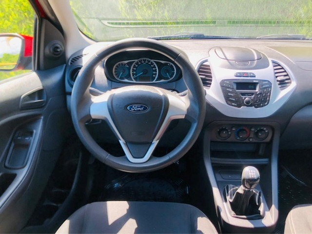 Ford Ká 1.0 Flex 2015 Completo , Imperdivel Baixo Km  - Foto 11
