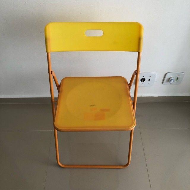 Cadeira Tok&Stok Laranja - Foto 2