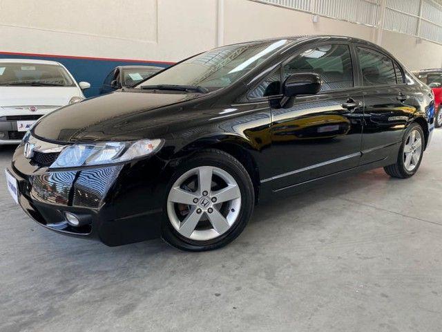 Honda Civic Lxs 1.8 Aut Flex