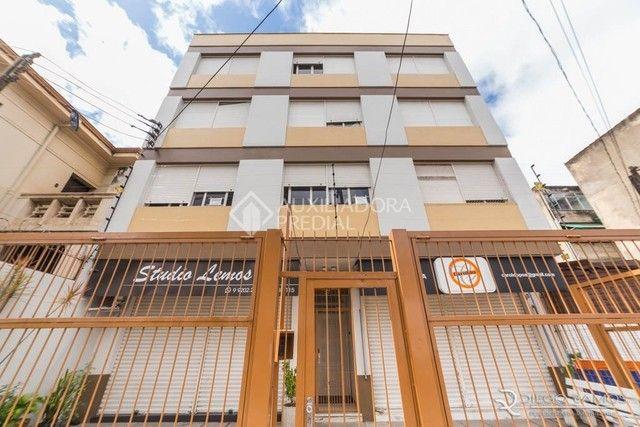 Apartamento para alugar com 1 dormitórios em Santana, Porto alegre cod:336075 - Foto 8