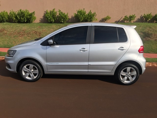 VW Fox Comfortline 1.6 Msi 2018 - Foto 8