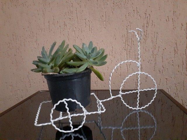Artesanato - Porta vaso
