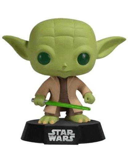 Funko Pop Star Wars Yoda 02 - Foto 2