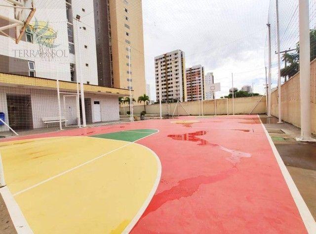 Apartamento com 3 dormitórios à venda, 68 m² por R$ 275.000,00 - Papicu - Fortaleza/CE - Foto 8
