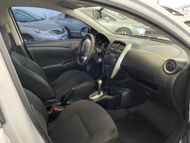 Nissan Versa 2018 SV 1.6 CVT flex automático  - Foto 6