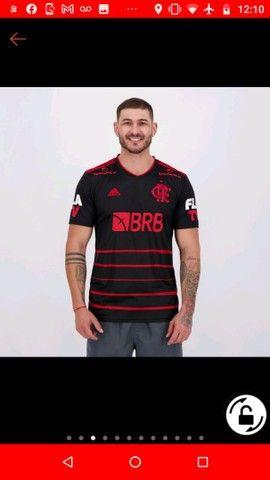 Camisa flamengo nova  - Foto 2