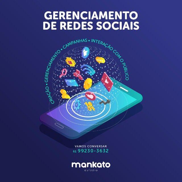Gerenciamento  e conteúdo para de redes sociais, postagens, design gráfico, publicidade  - Foto 3