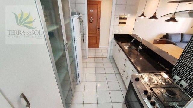 Apartamento com 3 dormitórios à venda, 80 m² por R$ 495.000,00 - Cocó - Fortaleza/CE - Foto 11