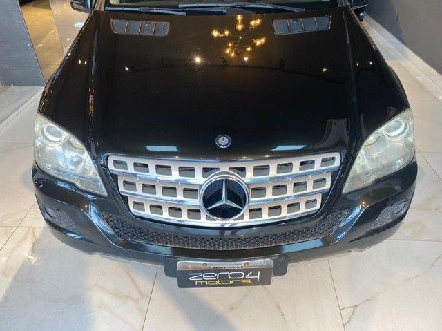 Mercedes ML 350 V6 Diesel, 2011, teto solar, impecável  - Foto 5