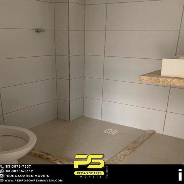 Apartamento com 2 dormitórios à venda, 50 m² por R$ 195.000 - Bancários - João Pessoa/PB - Foto 11