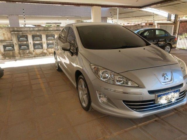 Peugeot 408 Allure 2.0 16v 2014