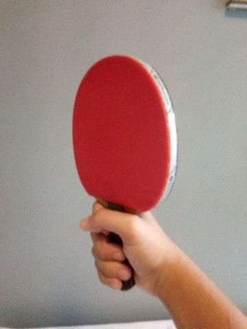 Raquete Tênis de Mesa Profissional  - Foto 3