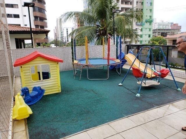 Rio Arauá* - Cabo Branco - 01 por andar - Andar alto - 220 m² - 04 stes + DCE - Ambientado - Foto 3