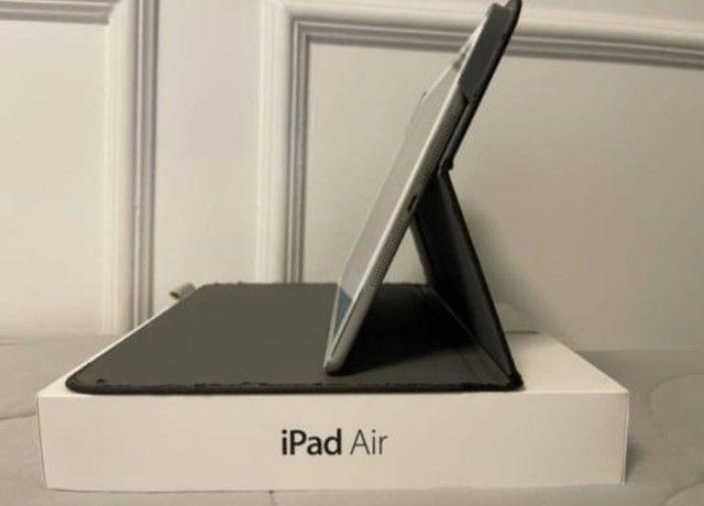 iPad AIR 128gb + capa logitech - Foto 4