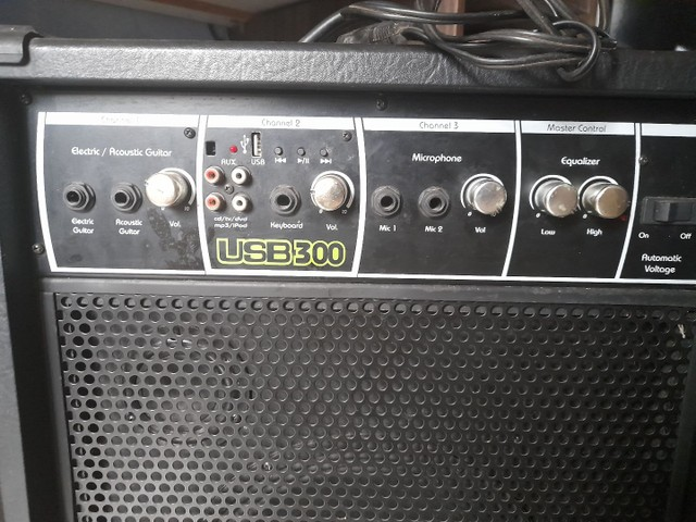 Caixa de som +guitarra  - Foto 2