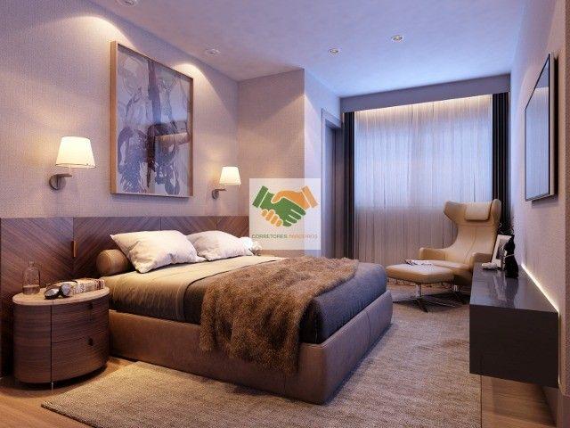 Novos apartamentos de luxo com 3 e 4 quartos à venda no bairro Funcionários em BH - Foto 15