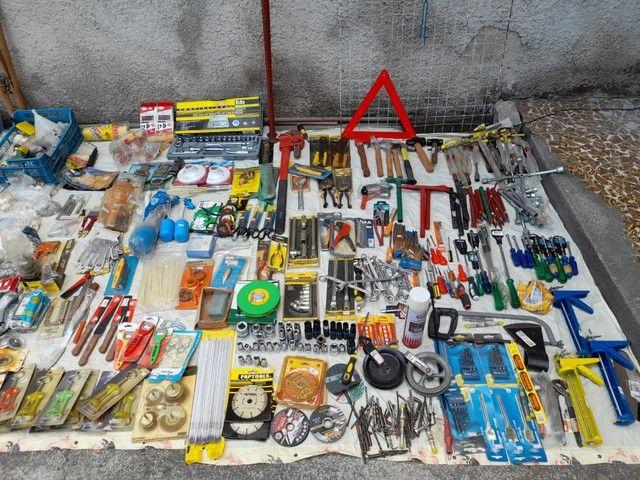 Ferramentas e utilitários + - 1000 peças  - Foto 3