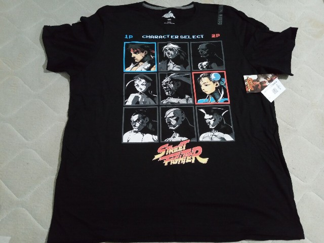 5 Camisetas Masculinas GG
