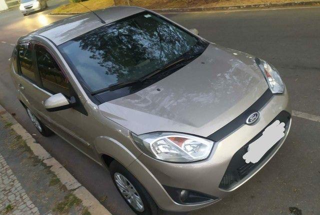 Oportunidade, R$ 2500 abaixo da tabela para vender rápido,  Fiesta sedan 1.6 Flex completo - Foto 7
