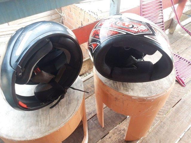 2 capacet
