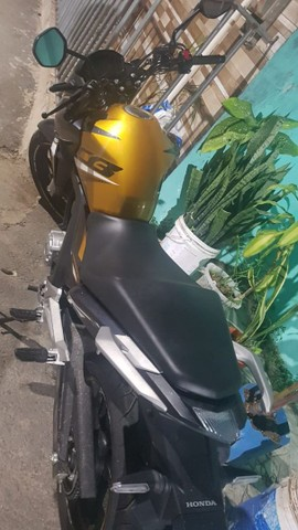 Moto CB semi nova  - Foto 2