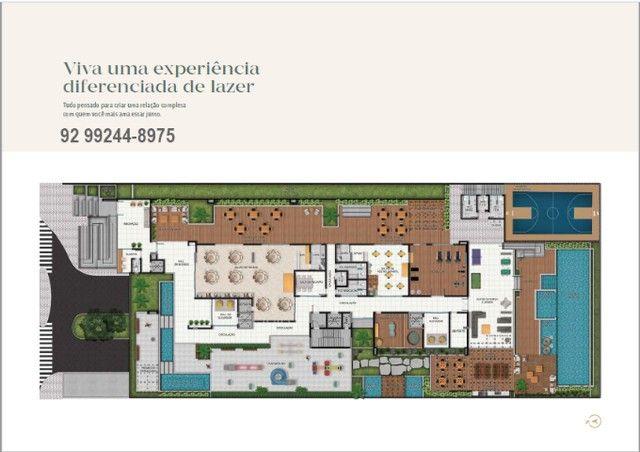 Vila Residence Unidades de 367 m² Bairro Adrianópolis Seu Apart do Seu Jeito  - Foto 3